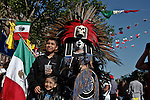 Mexicans celebrate the 5 de Mayo, annual commemorations in NYC
