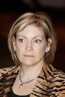 Montreal (QC) CANADA, January 21, 2008 - <br /> Micheline Bouchard, Lawyer <br /> adress the CAnadian Club of Montreal on<br /> New labour Market Realities<br /> <br /> photo : (c) ¨Pierre Roussel -  images Distribution