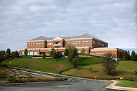 Martha Jefferson Hospital on Pantops in Charlottesville, Va. Credit Image: © Andrew Shurtleff