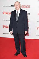 """Adrian McLoughlin<br /> arriving for the premiere of """"The Death of Stalin"""" at the Curzon Chelsea, London<br /> <br /> <br /> ©Ash Knotek  D3338  17/10/2017"""