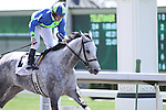 Adhsilver with James Graham wins the 2nd race at Keeneland Race Course. 04.08.2010