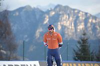 SPEED SKATING: COLLALBO: Arena Ritten, 10-01-2019, ISU European Speed Skating Championships, Thomas Krol (NED), ©photo Martin de Jong