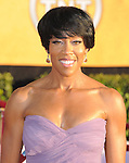 Regina King at the 18th Screen Actors Guild Awards held at The Shrine Auditorium in Los Angeles, California on January 29,2012                                                                               © 2012 Hollywood Press Agency
