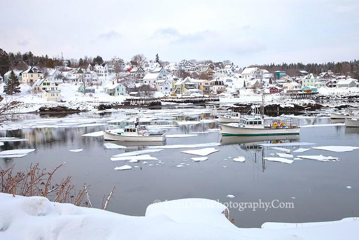Winter Peace, Stonington, Maine