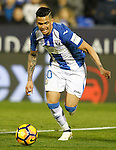 CD Leganes' Luciano Neves during La Liga match. December 3,2016. (ALTERPHOTOS/Acero)