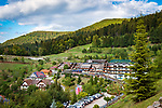 Germany, Baden-Wuerttemberg, Bad Peterstal-Griesbach - district Bad Griesbach im Schwarzwald:  5-Stars Superior Relais & Châteaux Hotel Dollenberg | Deutschland, Baden-Wuerttemberg, Ortenaukreis, Bad Peterstal-Griesbach - Ortsteil Bad Griesbach im Schwarzwald:  5-Sterne Superior Relais & Châteaux Hotel Dollenberg