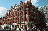 London:  Liverpool St. Station Hotel 1884.  Altered 1901.  Photo '05.