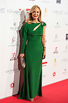 Carmen Lomana attends to the photocall of the Global Gift Gala at Cibeles Palace in Madrid. April 02, 2016. (ALTERPHOTOS/Borja B.Hojas)
