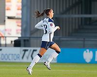 Alex Morgan of Tottenham makes her debut during Tottenham Hotspur Women vs Reading FC Women, Barclays FA Women's Super League Football at the Hive Stadium on 7th November 2020