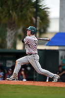 Slippery Rock James Divosevic (37) during a game against the University of the Sciences Devils on March 6, 2015 at Jack Russell Field in Clearwater, Florida.  Slippery Rock defeated University of the Sciences 6-3.  (Mike Janes/Four Seam Images)