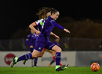 Tine De Caigny (6) of Anderlecht pictured during a female soccer game between RSC Anderlecht Dames and SV Zulte Waregem on the 10 th matchday of the 2020 - 2021 season of Belgian Womens Super League , friday 18 th of December 2020  in Tubize , Belgium . PHOTO SPORTPIX.BE | SPP | DAVID CATRY