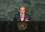 72 General Debate – 22 September <br /> <br /> Malaysia