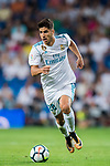 Marco Asensio Willemsen of Real Madrid in action during their La Liga 2017-18 match between Real Madrid and Valencia CF at the Estadio Santiago Bernabeu on 27 August 2017 in Madrid, Spain. Photo by Diego Gonzalez / Power Sport Images