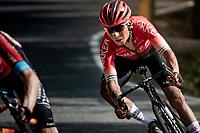 Nairo Quintana (COL/Arkea Samsic) in the descent of the Col de Beixalis<br /> <br /> Stage 15 from Céret to Andorra la Vella (191km)<br /> 108th Tour de France 2021 (2.UWT)<br /> <br /> ©kramon