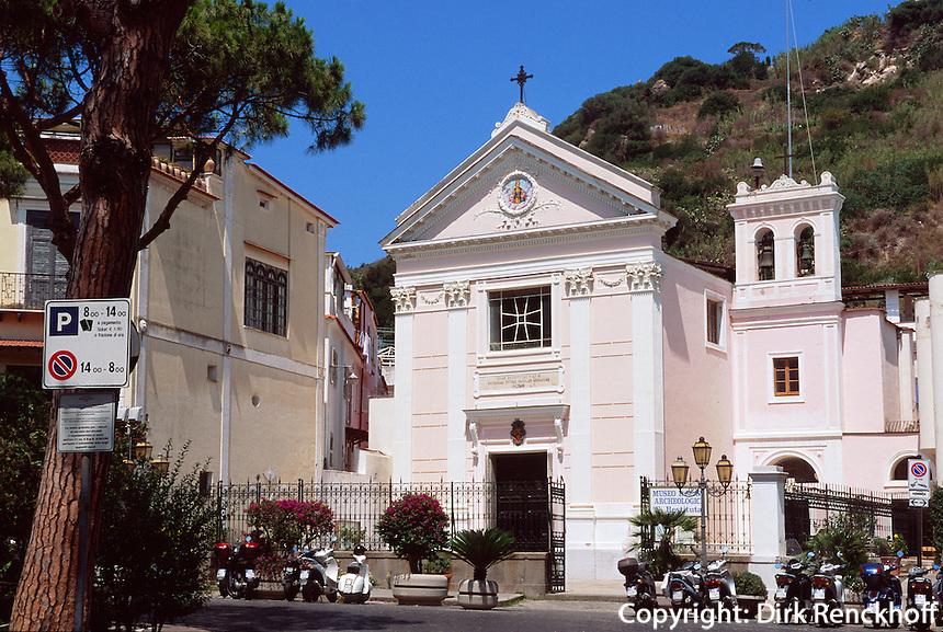 Italien, Ischia, Lacco Ameno, Chiesa Santa Restituta