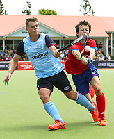 201122 Men's Premier League Hockey - Tridents v Alpiners