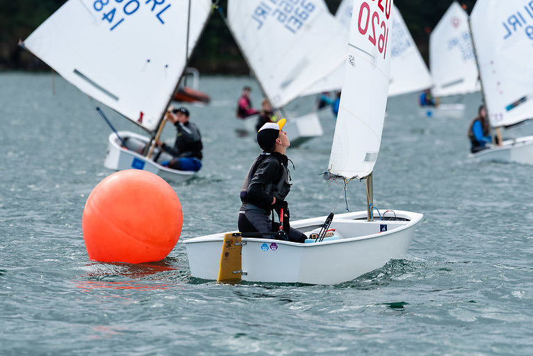 The Munster Optimists Championships were staged by MBSC Photo: Bob Bateman