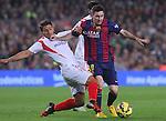 2014.11.22 La LIga FC Barcelona v Sevilla