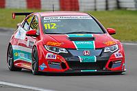 Race of Germany Nürburgring Nordschleife 2016 ETCC 2016 #112 Rikli Motorsport Honda Civic Peter Rikli (CHE)   Testing © 2016 Musson/PSP. All Rights Reserved.