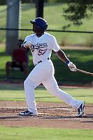 Yasiel Puig - 2012 AZL Dodgers (Bill Mitchell)