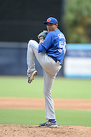 Toronto Blue Jays pitcher Conner Greene (50) during an Instructional League game against the New York Yankees on September 24, 2014 at George M. Steinbrenner Field in Tampa, Florida.  (Mike Janes/Four Seam Images)