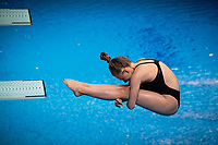 Kun Patricia HUN<br /> Diving - Women's 3m preliminary<br /> XXXV LEN European Aquatic Championships<br /> Duna Arena<br /> Budapest  - Hungary  15/5/2021<br /> Photo Giorgio Perottino / Deepbluemedia / Insidefoto