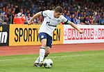 10.08.2019,  GER; DFB Pokal, SV Drochtersen/Assel vs FC Schalke 04 ,DFL REGULATIONS PROHIBIT ANY USE OF PHOTOGRAPHS AS IMAGE SEQUENCES AND/OR QUASI-VIDEO, im Bild Einzelaktion Querformat Jonjoe Kenny (Schalke #20) Foto © nordphoto / Witke