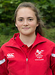 Caitlin Lewis<br /> <br /> Team Wales team photo prior to leaving for the Bahamas 2017 Youth commonwealth games - Sport Wales National centre - Sophia Gardens  - Saturday 15th July 2017 - Wales <br /> <br /> ©www.Sportingwales.com - Please Credit: Ian Cook - Sportingwales