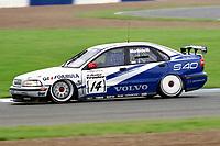 1998 British Touring Car Championship #14 Gianni Morbidelli (ITA). Volvo S40 Racing. Volvo S40.