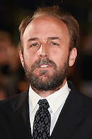 """director, Derek Cianfrance<br /> at the premiere of """"The Light Between Oceans"""" at the Curzon Mayfair, London.<br /> <br /> <br /> ©Ash Knotek  D3184  19/10/2016"""