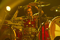 HOLLYWOOD , FL - JANUARY 16:  Rockstar Supernova performs at Hard Rock Live held at the Siminole Hard Rock Hotel & Casino on January 16, 2007 in Hollywood Florida<br /> <br /> People:  Tommy Lee