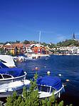 Norwegen, Aust Agder, Grimstad an der Sonnenkueste Suednorwegens | Norway, Aust Agder, Grimstad at South Norways Sunshine Coast
