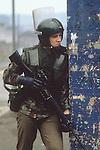 British army soldier 1980s Belfast Northern Ireland