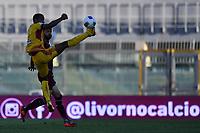 Davide Diaw Cittadella<br /> Campionato di calcio Serie BKT 2019/2020<br /> Livorno - Cittadella<br /> Stadio Armando Picchi 20/06/2020<br /> Foto Andrea Masini/Insidefoto