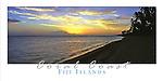WS003 Sunset on the Coral Coast, Fiji Islands