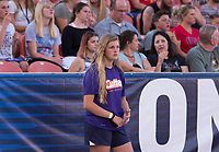 Sandy, UT - June 7, 2018: The USWNT defeated China 1-0 during an international friendly at Rio Tinto Stadium.