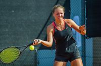 Rotterdam, Netherlands, August 22, 2017, Rotterdam Open, Jamie Jillissen (NED)<br /> Photo: Tennisimages/Henk Koster