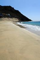 Strand von Sao Pedro, Sao Vicente, Kapverden, Afrika