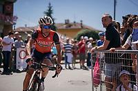 Vincenzo Nibali (ITA/Bahrain-Merida) at the stage start<br /> <br /> Stage 15: Valdengo › Bergamo (199km)<br /> 100th Giro d'Italia 2017