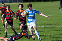 190629 Wellington 1st XV Rugby - Silverstream v Kapiti College