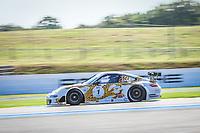 #1 EMMANUEL BRIGAND (FR) - PORSCHE / 997 GT3 RSR / 2008 GT2B