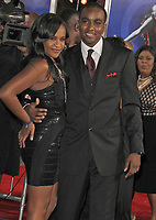 HOLLYWOOD, CA - AUGUST 16: Nick Gordon and Bobbi Kristina Brown arrives at the Los Angeles premiere of 'Sparkle' at Grauman's Chinese Theatre on August 16, 2012 in Hollywood, California.<br /> <br /> People:  Bobbi Kristina Brown, Nick Gordon