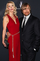 LOS ANGELES, CA, USA - NOVEMBER 10: Janne Tyldum, Morten Tyldum arrive at the Los Angeles Screening Of The Weinstein Company's 'The Imitation Game' held at the Directors Guild of America Theatre on November 10, 2014 in Los Angeles, California, United States. (Photo by Celebrity Monitor)