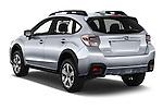 Car pictures of rear three quarter view of 2016 Subaru Crosstrek Hybrid-Touring 5 Door SUV Angular Rear