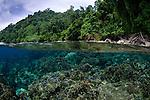 Spice Islands, Maluku Region, Halmahera, Indonesia, Pacific Ocean