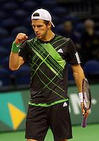 10-2-10, Rotterdam, Tennis, ABNAMROWTT, Jurgen Melzer