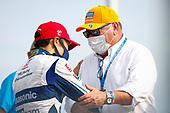 #30: Takuma Sato, Rahal Letterman Lanigan Racing Honda and Chip Ganassi