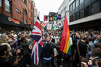 13.06.2016 - London Stands With Orlando - Vigil in Soho