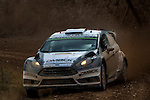 The World Rally Car RACC Catalunya Costa Dourada 2016 / Rally Spain, in Catalunya, Spain. October 15, 2016. (ALTERPHOTOS/Rodrigo Jimenez)