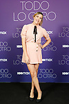 Spanish actress, screenwriter and director Abril Zamora Pelaez  attends the photocall for HBO Max Original series 'Todo lo otro' presentation. October 15, 2021. (ALTERPHOTOS/Acero)